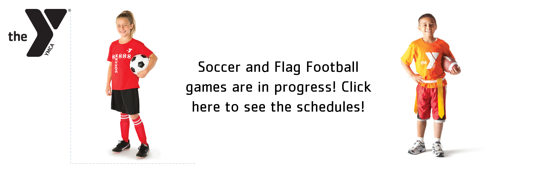 Soccer and Flag Football Registrations